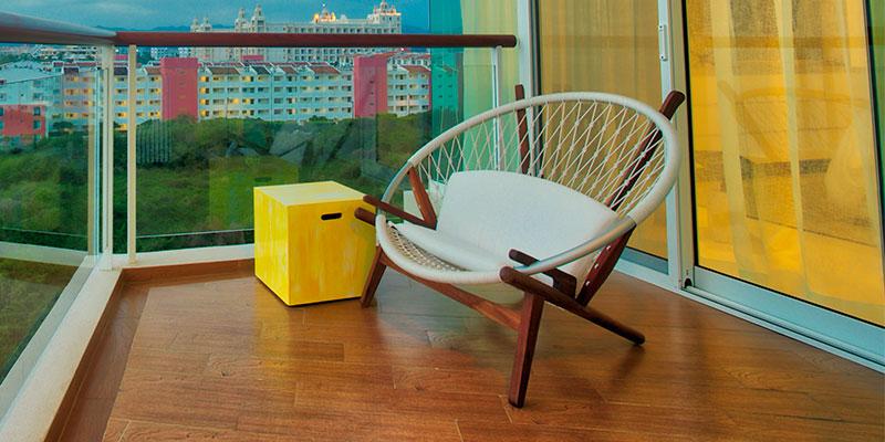 Muebles para exteriores