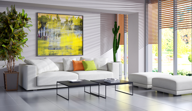 Discover the trending colors that will make your spaces pop out in 2021
